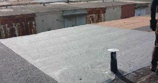 Ремонт кровли гаража Симферополь цена от 321 руб