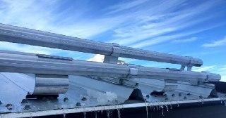 Монтаж снегозадержателей Симферополь цена от 856 руб.